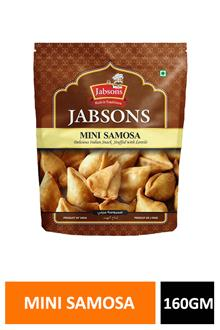 Jabsons Mini Dry Samosa 160gm