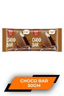 Walls Choco Bar 50gm