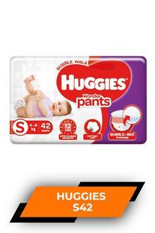 Huggies S 42pants