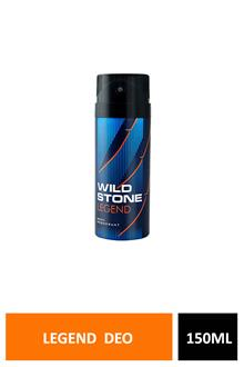 Wildstone Legend Deo 150ml Free fw