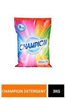 Champion Detergent 3kg