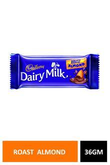 Dairy Milk Roast Almond 36gm