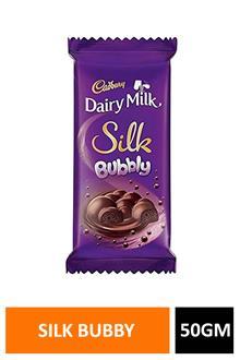Dairy Milk Silk Bubbly 50gm