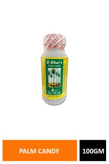 D Bhars Palm Candy 100gm