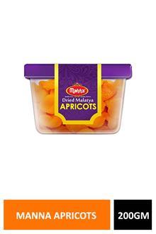 Manna Apricots 200gm