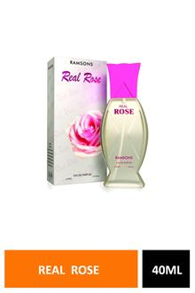 Ramsons Real Rose 40ml