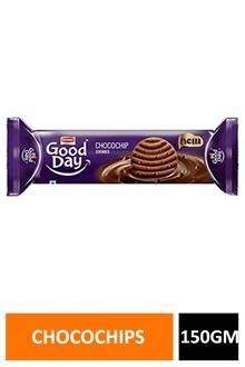 Britania Good Day Chocochips 150gm