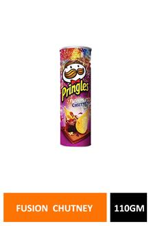 Pringles Fushion Chutney  110gm