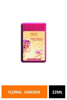 Vlcc Pocket Perfume Floral Garden 22ml