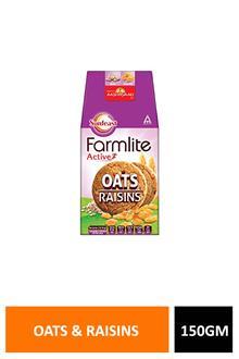 Farmlite Oats & Raisins 150gm