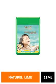 Vlcc Pocket Perfume Natural Lime 22ml