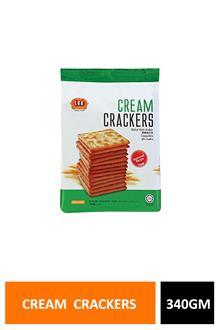 Lee Cream Crackers 340gm