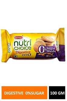 Britania Cookies 0% Sugar 100gm