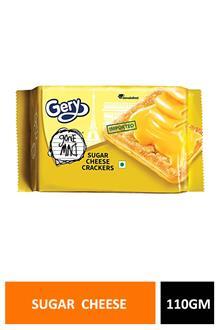 Gery Sugar Cheese Crackers 110gm