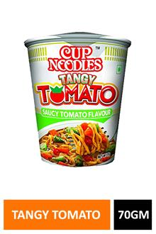 Nissin Cup Noodles Tangy Tomato 70g