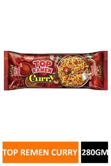Nissin Top Ramen Curry 280gm