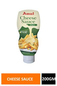 Amul Cheese Sauce Jalapeno 200gm