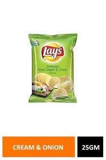 Lay`s Cream & Onion 25 gm