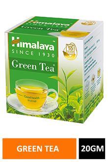 Himalaya Green Tea Bag 20gm