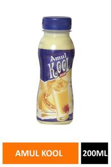 Amul Cool Premium Kesar 200ml