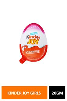 Kinder Joy Girls 20gm