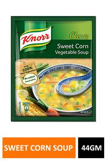 Knorr Soup Veg Sweet Corn 44gm