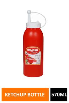 Nayasa Ketchup Bottle 570ml