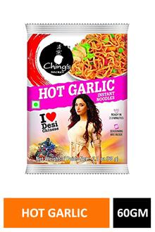 Chings Hot Garlic Noodles 60gm