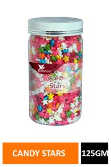 Blossom Candy Star Deco 125gm