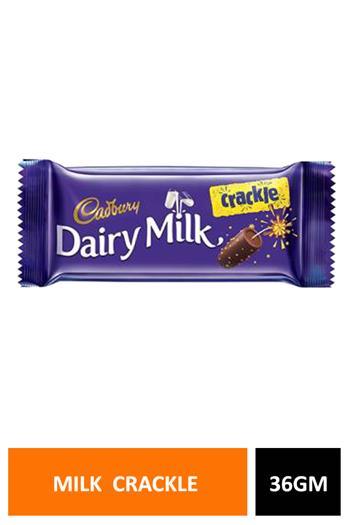 Dairy Milk Crackle 36gm