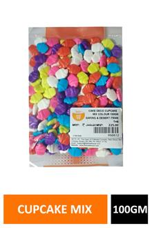 Cake Deco Cupcake Mix Colour 100gm
