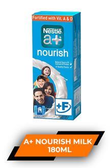 Nestle A+ Nourish Milk 180ml