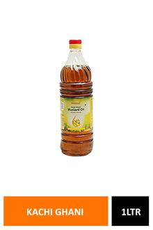 Fortune K Ghani Mustard Oil Pet 1ltr