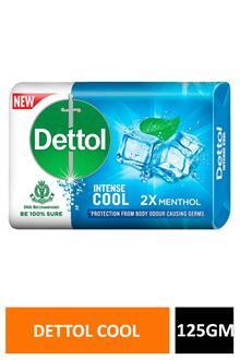 Dettol Cool Soap 125gm