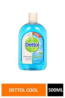 Dettol Disinfectant Liquid Cool 500ml