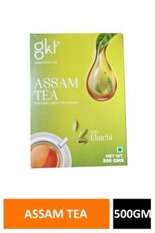Gkt Assm Tea With Elaichi 500gm