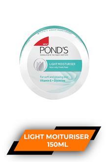 Ponds Light Moituriser 150ml