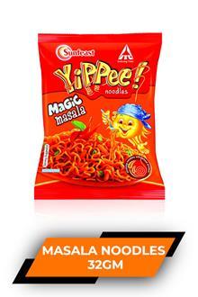 Yippee Magic Masala Noodles 32gm