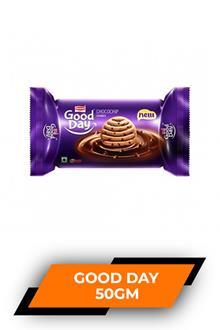 Britania Good Day Chocochips 50gm