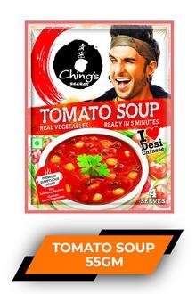 Chings Tomato Soup 55gm