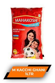 Mahakosh Kacchi Ghani Oil 1ltr