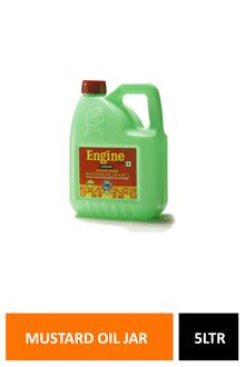 Engine Mustard Oil Jar 5ltr
