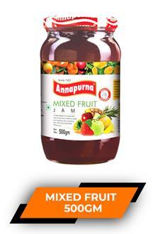 Annapurna Jam Mixed Fruit 500gm