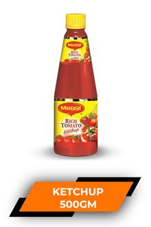 Maggi Rich Tomato Ketechup 500gm