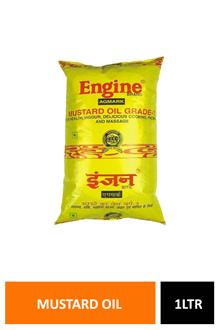 Engine Mustard Oil 1ltr