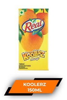 Real Fruit Koolerz Mango 150ml
