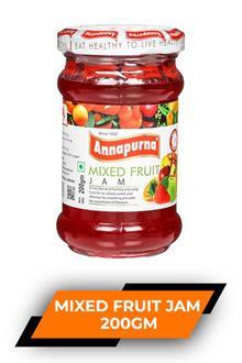 Annapurna Jam Mixed Fruit 200gm
