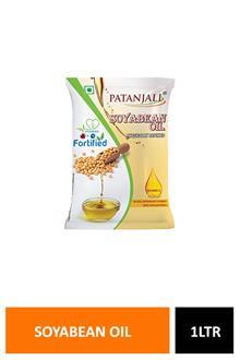 Patanjali Soyabean Oil 1ltr