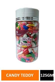 Blossom Candy Teddy Deco 125gm