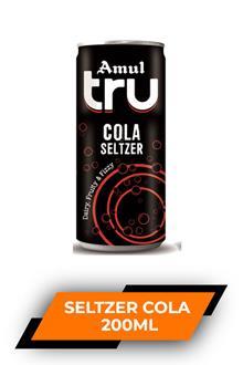 Amul Seltzer Cola 200ml